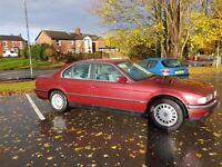 BMW E38 728I LOW MILEAGE FOR YEARS / SPEARS OR REPAIR