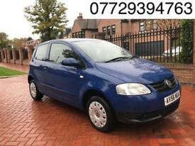 2006 Volkswagen FOX 1.2 3dr # Full Service Histroy # Cam-belt Changed # 1 YEARS MOT # lupo #