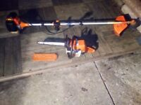 STIHL Chainsaw and Brushcutter