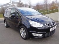 2011 FORD GALAXY ZETEC AUTOMATIC DIESEL, 7 SEATER, RECONDITION GEARBOX, PCO BADGE, 100% RUNNER