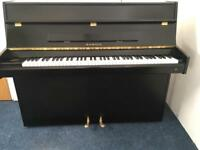 Samick 6 octave Upright Piano Matt black