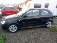 Vauxhall Corsa 1.2 £450