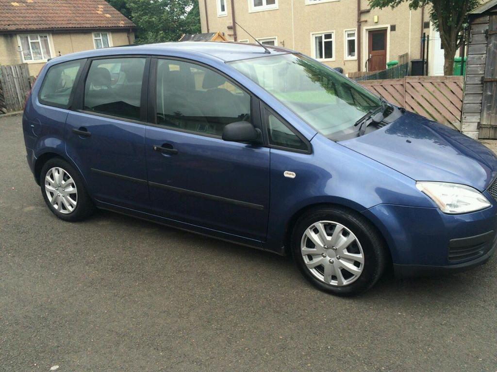 ford focus c max 1 6 tdci 2006 in kirkcaldy fife gumtree. Black Bedroom Furniture Sets. Home Design Ideas