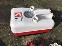 High pressure Bravo 20-Inflatable Pump 22 PSI