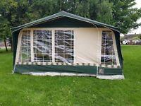 Conway Corniche Triple Trailer Tent