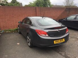 Insignia petrol very good condition
