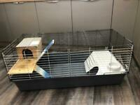 Rodent, guinea pig, hamster cage.