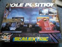 Pole Position - Vintage (1980's) Scalextric Set - untested
