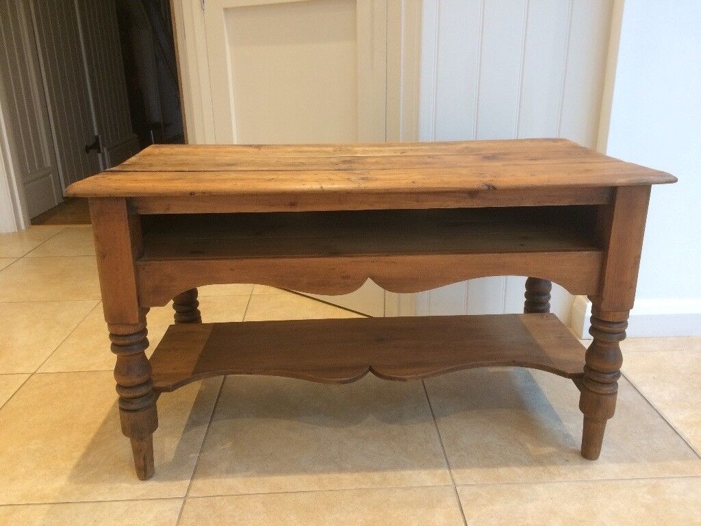 Miraculous Old Distressed Pine Tv Table In Bath Somerset Gumtree Download Free Architecture Designs Grimeyleaguecom