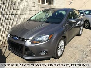 2012 Ford Focus Titanium | NO ACCIDENTS | BLUETOOTH