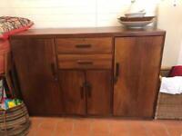 Beautiful antique Mahogany sidebord