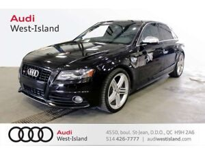 2011 Audi S4 Sedan quattro S * PARKING SENSORS * BLINDSPOT ASSI