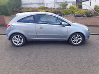 Vauxhall Corsa SXI 2007 Silver Great Condition 6 Months MOT 40339 Miles 3 Doors Just Serviced
