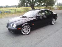 Jaguar s type sport spares or repairs