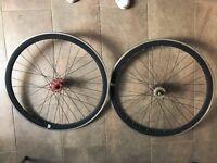 Shimano Bike Wheels x 2 Front & Back
