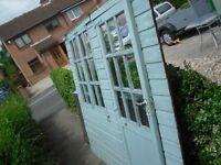 garden shed 8x5