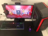 High end gaming pc (complete setup)