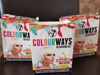 W7 Colourways Bleaching Kit
