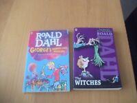 Kids Books / Roald Dahl