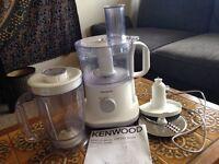 Kenwood FPP220 Food Processor & Blender