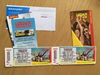 2 x Leeds Festival day tickets - Sunday 26 August 2018
