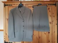 Mens Debenhams (Centaur) Light Taupe 2 Piece Suit