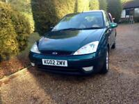 Ford Focus 1 former keeper fsh
