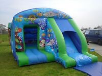 2011 Airquee bouncy castle with slide