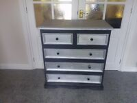 Chest Drawers draws cupboard unit storage furniture bedroom dining lounge conservatory