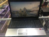 COMPAQ PRESARIO CQ61 LAPTOP/ 4GB RAM/WINDOWS 7. WEBCAM. 15.6 inch