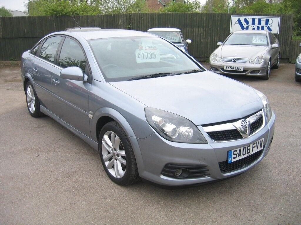 2006 Vauxhall Vectra 1.8i VVT ( 140ps ) SRi SAT NAV.. REDUCED NOW ONLY £1495 ONO