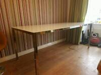 IKEA Torsby Dining Table - Sits 8!