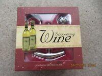 Boxed wine set