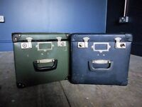 JUMBO G Presents (THE YOUNG PRETENDER) 2 x Trunk Boxes