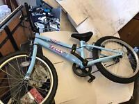 "Girls 20"" Trax bike"