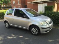 TOYOTA YARIS 2004 VVTI ONLY 60000 MILES BRAND NEW MOT EXCELLENT