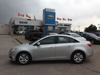 2014 Chevrolet Cruze 1LT LOADED, REMOTE START, MYLINK, REAR CAM,