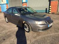 saab 93 1.9 tid sport liner 2006 55 plate saloon service history 12 months mot alloy wheels