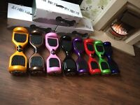 """Hoverboards choice of colours 6.5"""" free bag"""