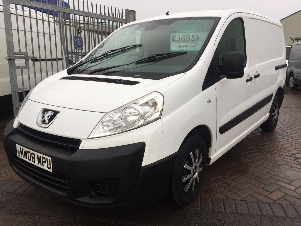 2008 08 PEUGEOT EXPERT 1.6 HDI PROFESSIONAL MODEL HIGH SPEC VAN VERY RARE SUPERB DRIVE AND CONDITION