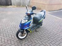 suzuki ay 50 katana moped