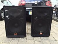 Wharfedale EVP- X15P DJ, Studio, Live PA Speakers, Monitors