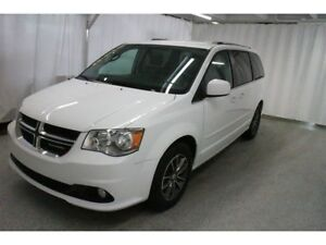 2017 Dodge Grand Caravan SXT PREMIUM PLUS, BLUETOOTH, CUIR, 3 ZO