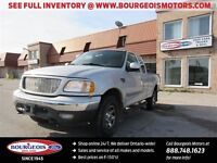 2003 Ford F-150 XLT 4X4 SUPERCAB AS-IS