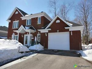 489 000$ - Maison 2 étages à vendre à St-Émile