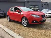 2009 SEAT IBIZA 1.4 SPORT .... 64000 MILES , FINANCE AVAILIBLE .... P/X WELCOME