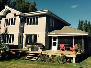 498 000$ - Maison 2 étages à vendre à Val-D'Or
