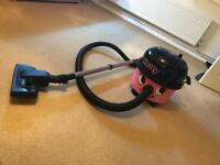 Hetty Hoover Numatic Full Working Order Includes All Parts