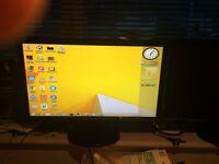 "Benq 24"" pc monitor"