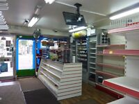 £270 pw | A spacious commercial shop w/ basement on a busy street in Islington/Upper Holloway